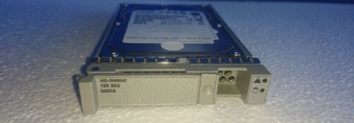 "Cisco Original UCS A03-D600GA2 600GB 2.5"" SFF 10k SAS 6Gbps Hard Drive HDD"